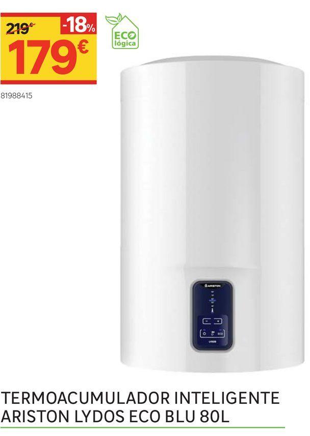 Oferta de Aquecedor de água por 179€