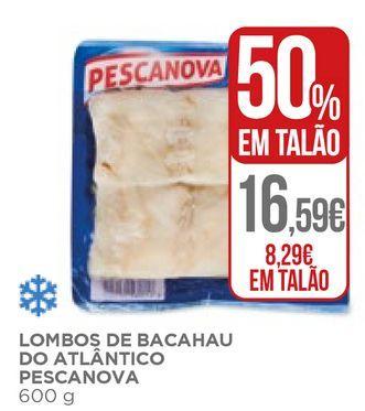Oferta de Bacalhau Pescanova por