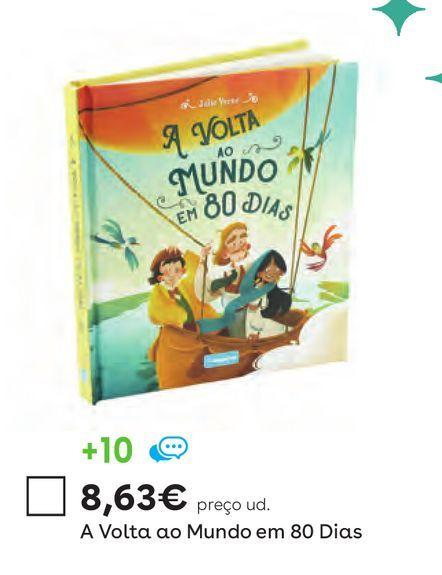 Oferta de Livros infantis por 8,63€