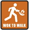 Logo Wok to Walk