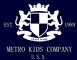 Logo Metro Kids