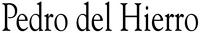 Logo Pedro del Hierro