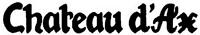 Logo Chateau d'Ax