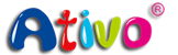 Logo Ativo Kids