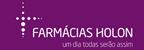 Logo Farmácias Holon